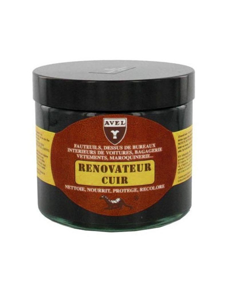 Avel Leder Renovating Creme Schwarz 250 ml