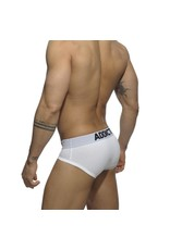 Addicted Basic Brief White