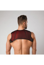 Maskulo Harness Mesh Red