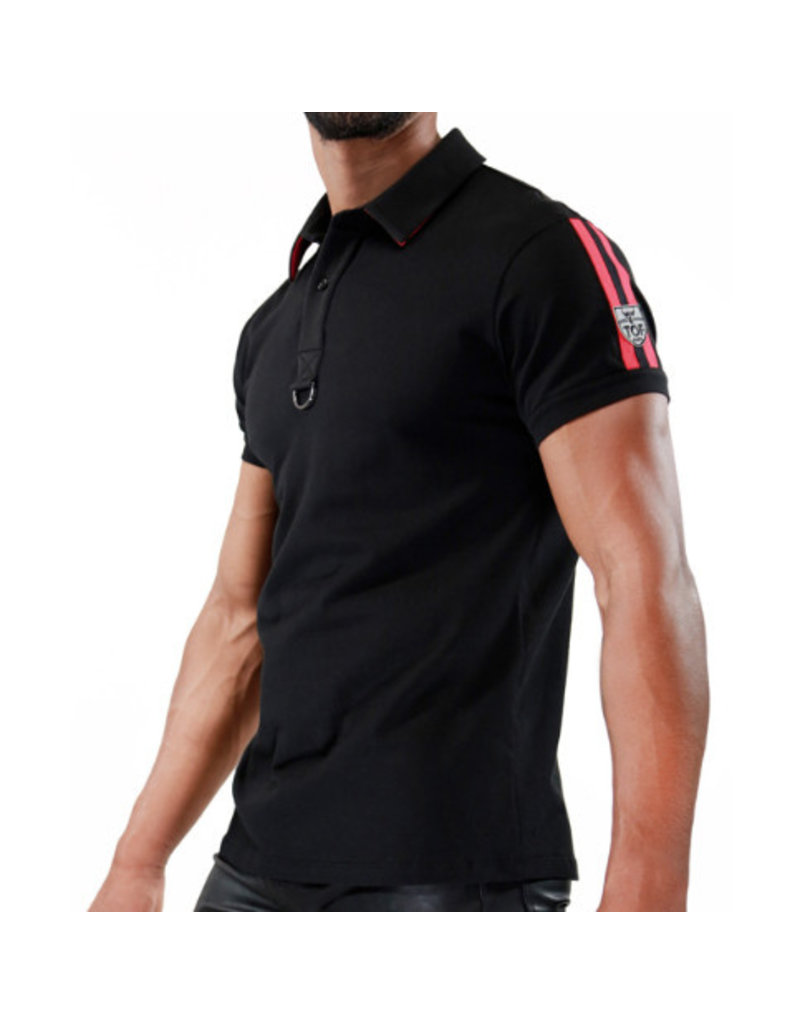 ToF Paris Smart Polo Red
