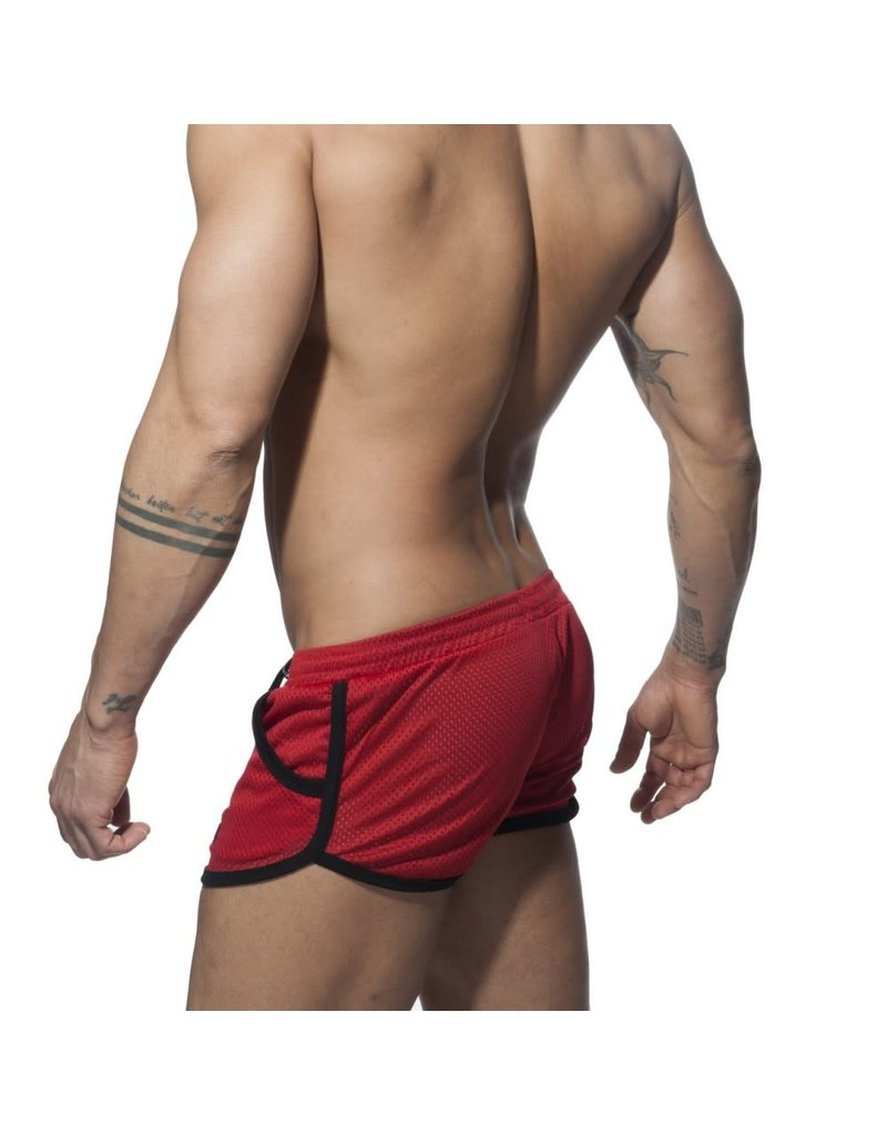Addicted Mesh Basic Rocky Red