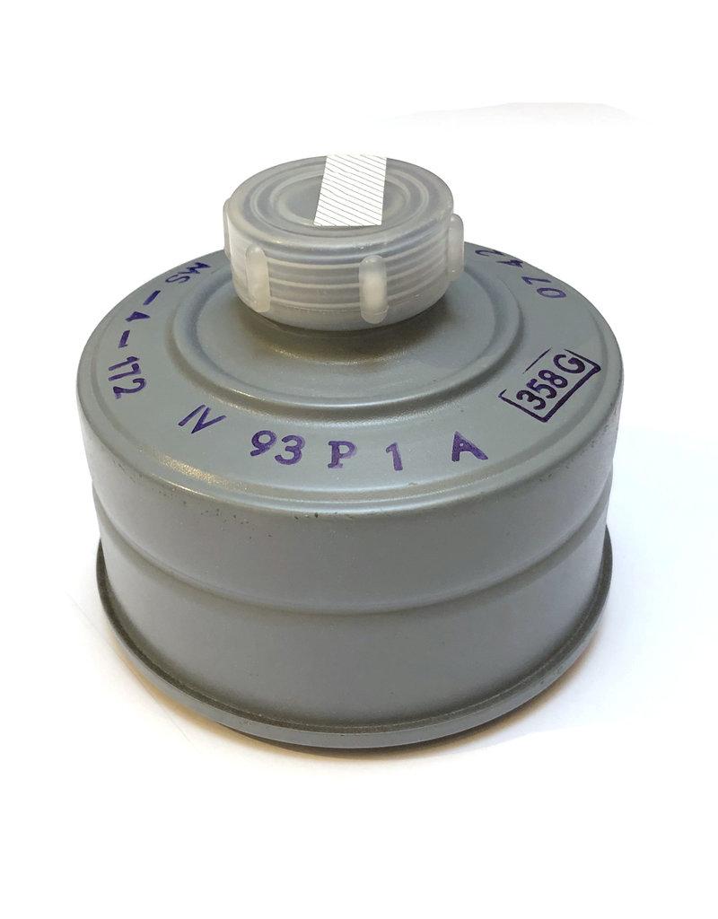 Gasmask Filter