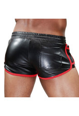 ToF Paris Shorts Cruise Black/Red