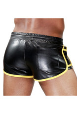 ToF Paris Shorts Cruise Black/Yellow