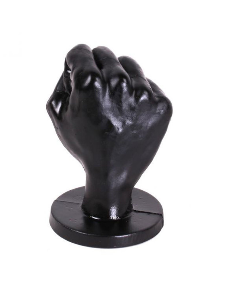 All Black Fist Medium