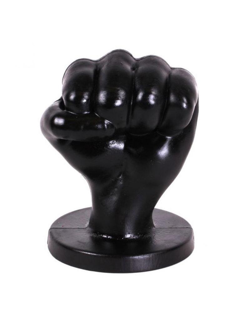All Black Fist Large