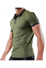 ToF Paris Master Polo Khaki/Black