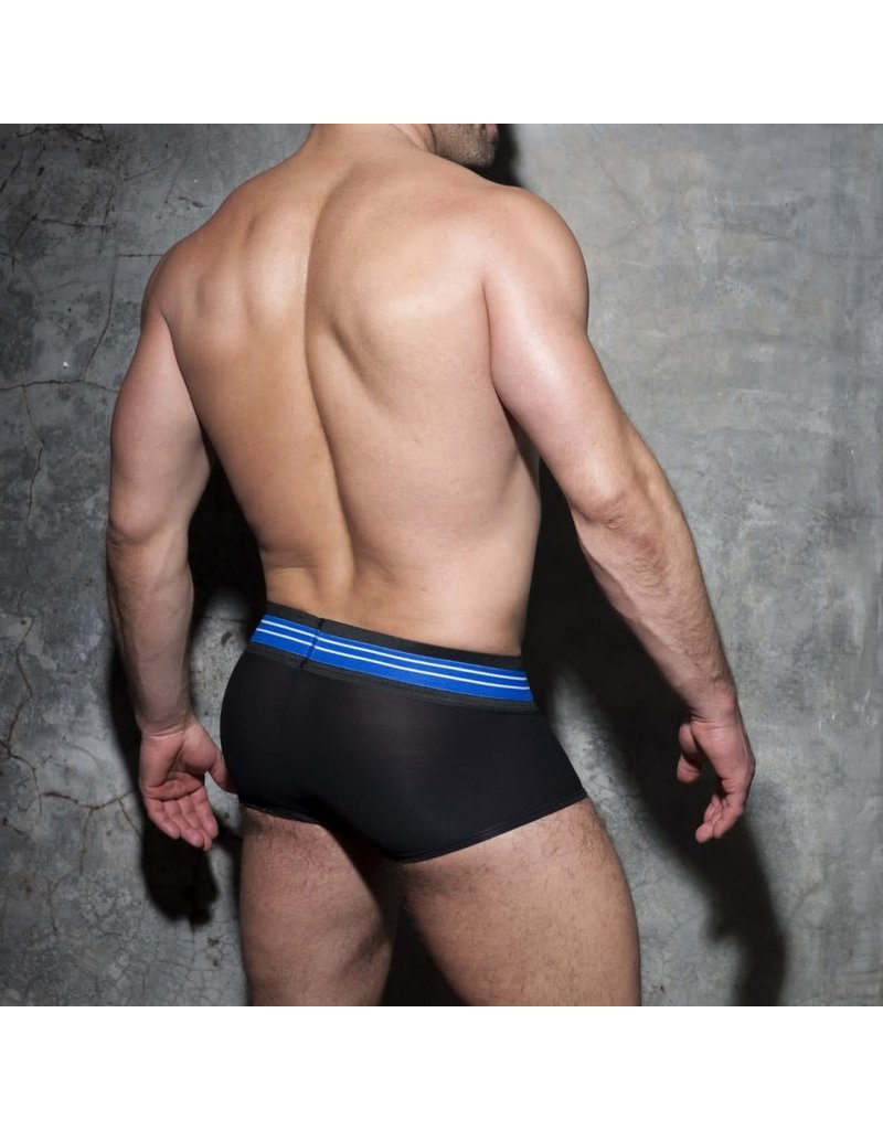 Addicted Double Stripe Trunk Black/Blue