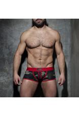 Addicted Camo Stripe Boxer Red