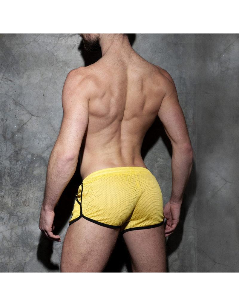 Addicted Short Kangoo Yellow