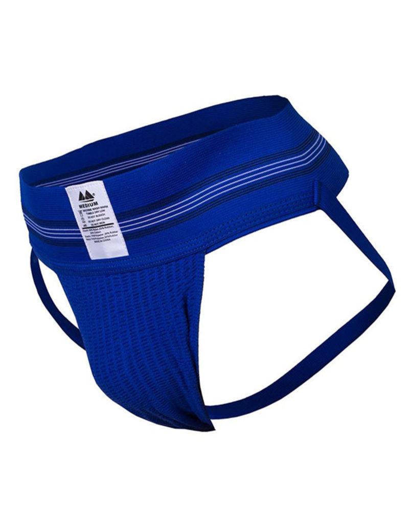 "Jockstrap 3"" waistband blue"