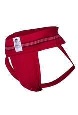 "Jockstrap 3"" waistband red"