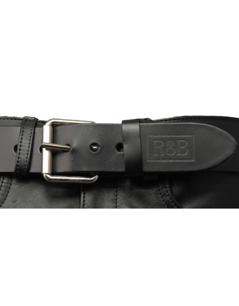 RoB Leather belt 5 cm