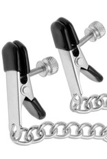 Wide tit clamps