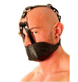 Leather muzzle