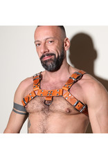 RoB H-Front Harness  Hellbraun