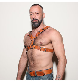 RoB Y-Front Harness Light Brown