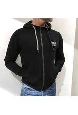 RoB Sweater with zipper black