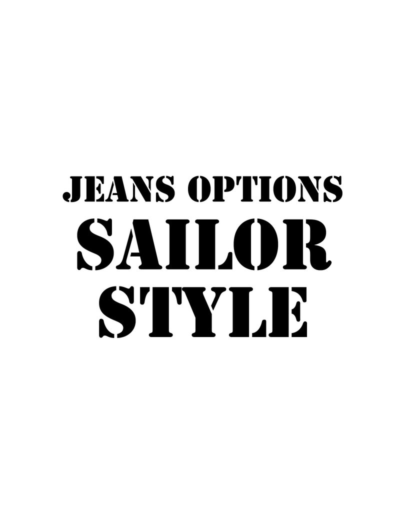 RoB Leather option: Sailor Style
