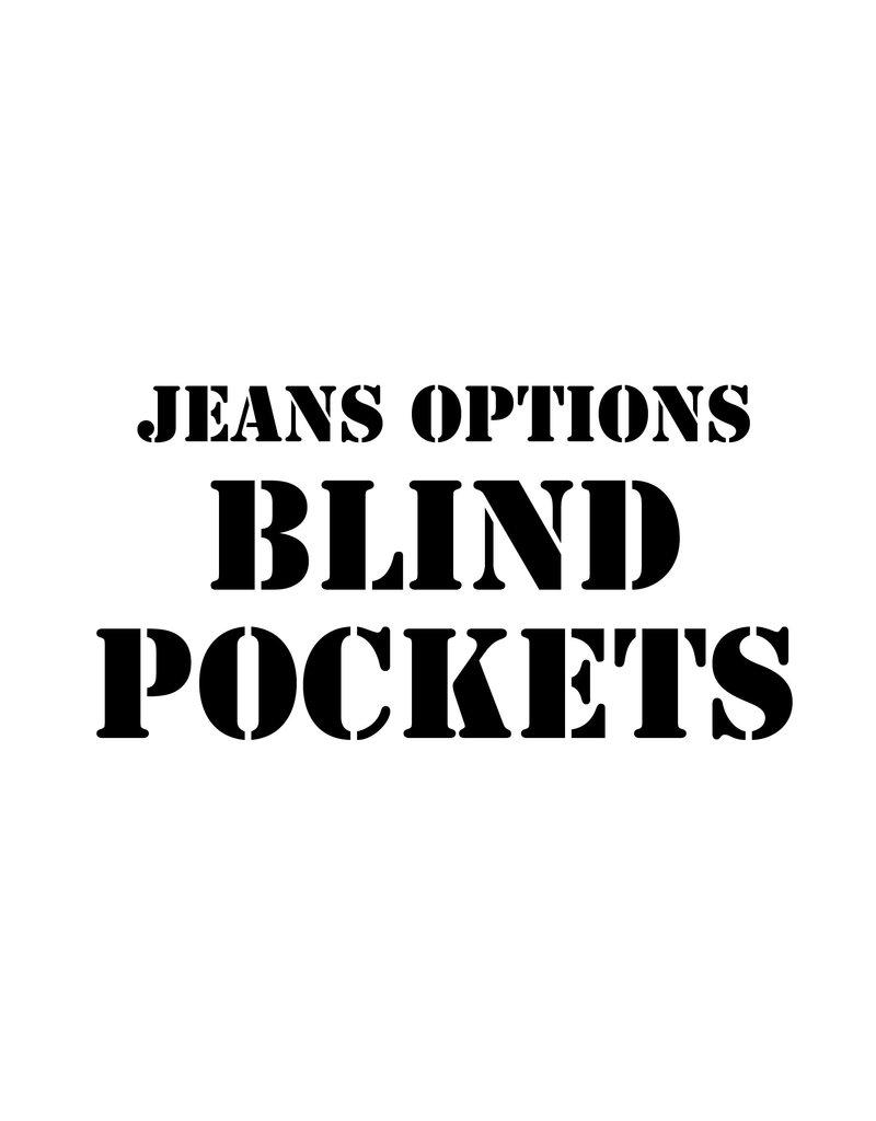 RoB Leather option: Blind Pockets