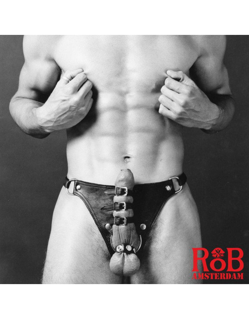 RoB Tie Up Cock Harness, voll verstellbar