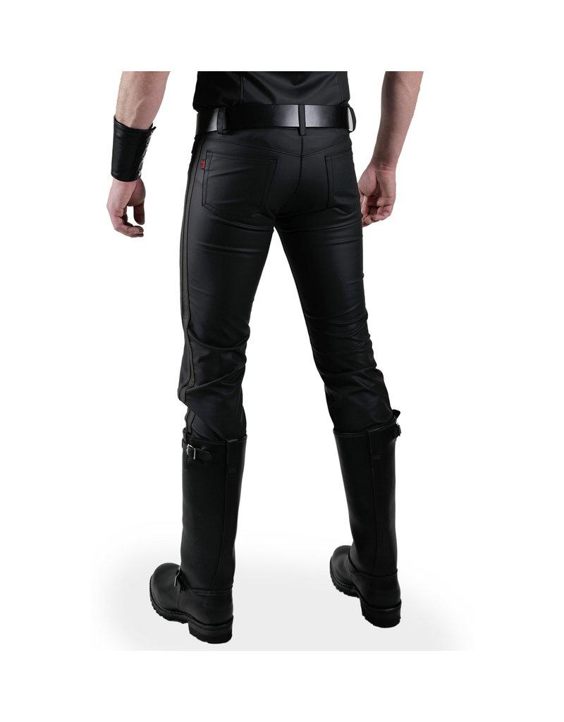 Jeans mit 2 schwarzen Streifen