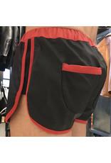 Sport Short Schwarz/Rot