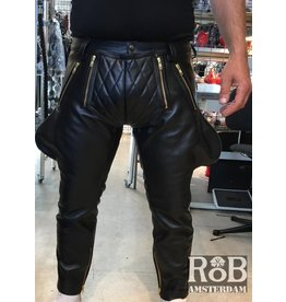 RoB Leather option: Padded Flaps - Sailor Style
