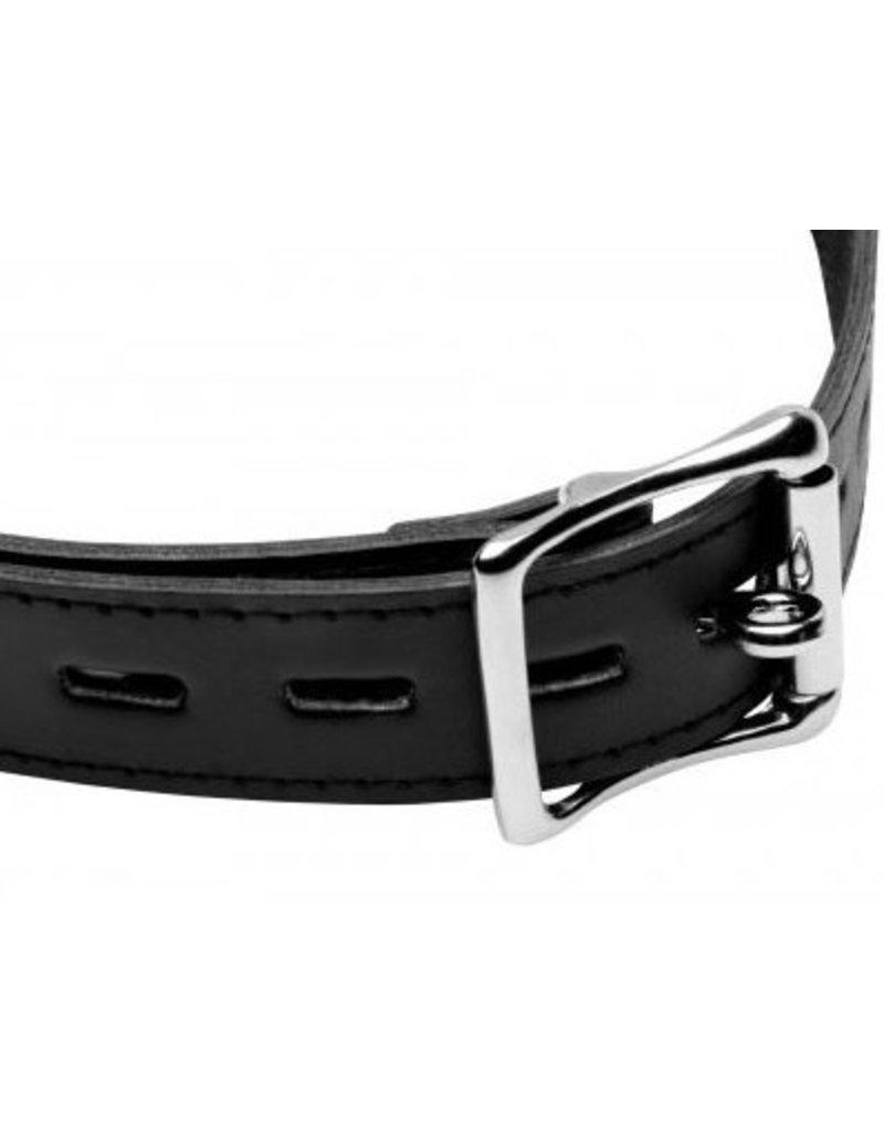 Kiotos Mundknebel XL schwarz