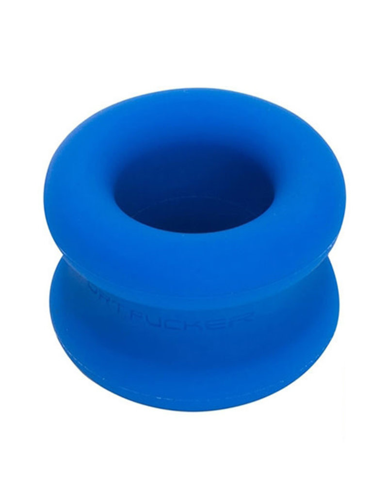 Sport Fucker Muscle Ball Stretcher Silicone Blue