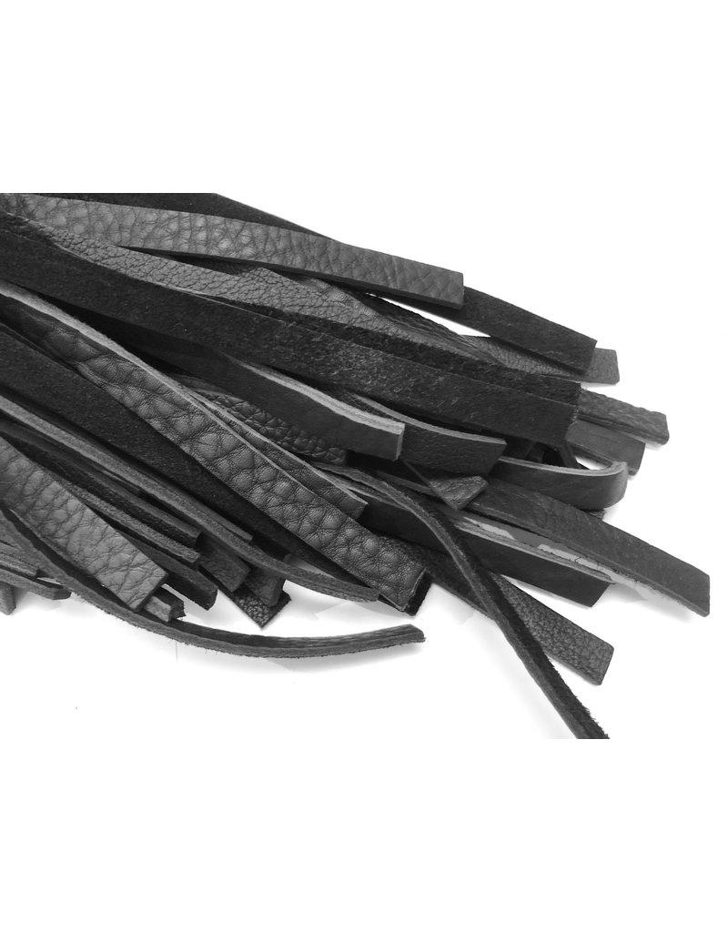 Bare Leatherworks Fullsize Master Flogger Bullhide PoGrip 63 strands