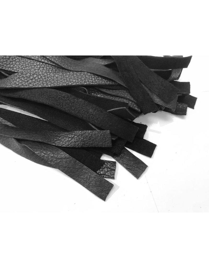 Bare Leatherworks Fullsize Flogger Hertenhuid 40 strengen