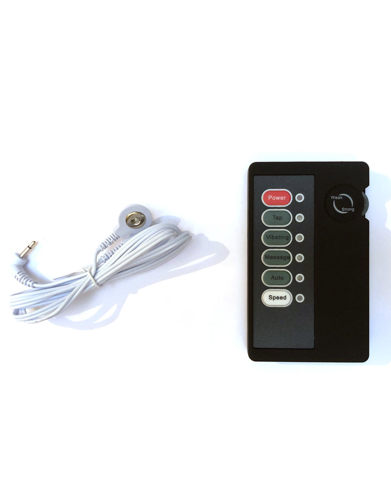 Vibrating sound with remote control wand