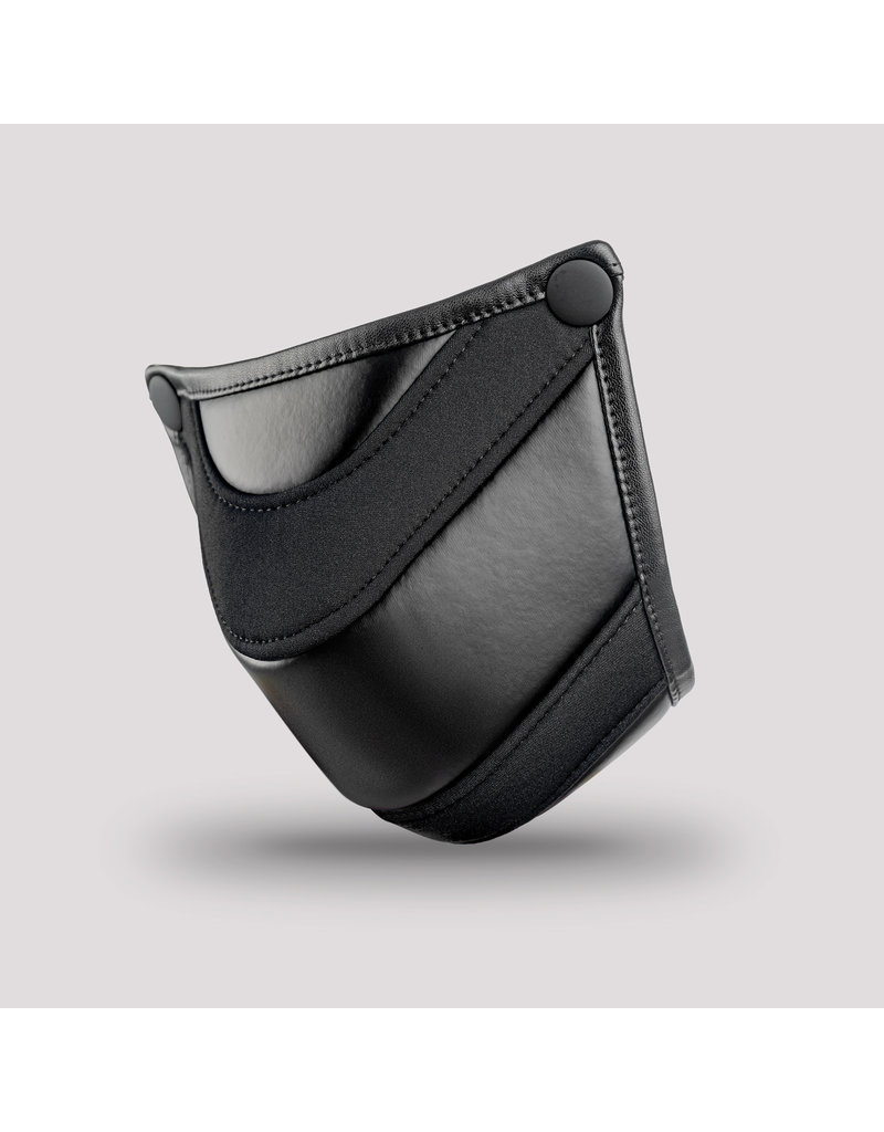 Maskulo Armored Next additional codpiece for jockstrap black
