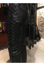 RoB Leather option: Laced Sides