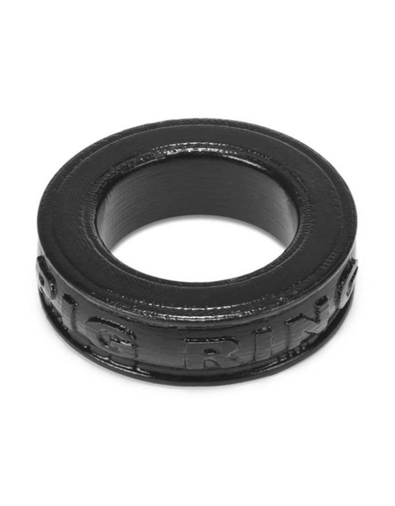 Oxballs Pig-Ring Cockring - Black