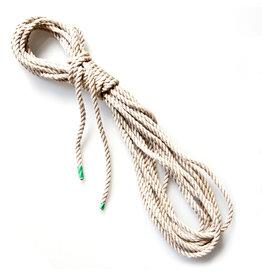 Mister Kink Bondage touw, hennep, Ø 6 mm, 1 meter