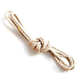 Mister Kink Bondage touw, jute, Ø 5,5 mm, 1 meter