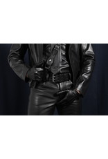 Tough Gloves Leather Police Gloves