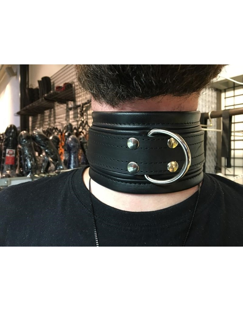 RoB Leather Slave Collar padded