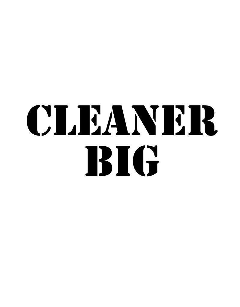 cleaner Big