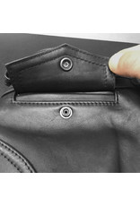 RoB Leather option: Blind Pockets with Flaps