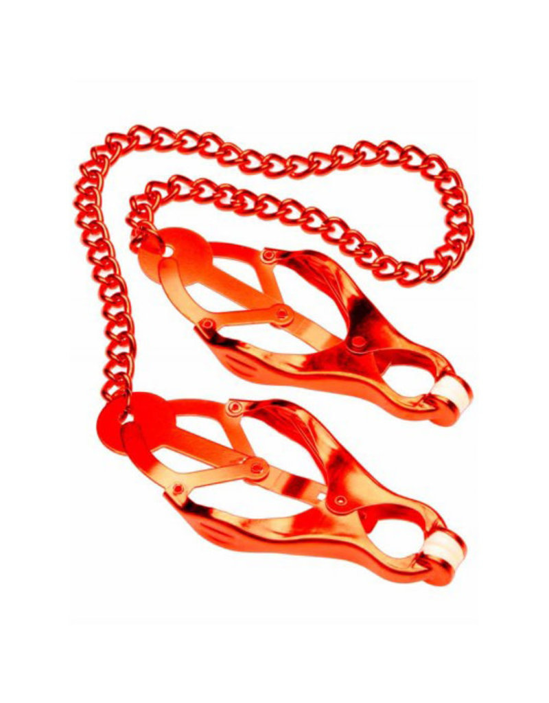FIST Japanese Clover Titclamps rood