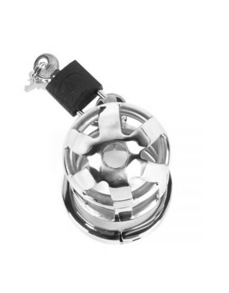 Chastity Cage DeLuxe 6,5 cm