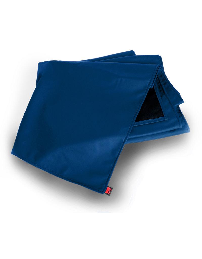 Bettlaken blau, 300 x 245 cm