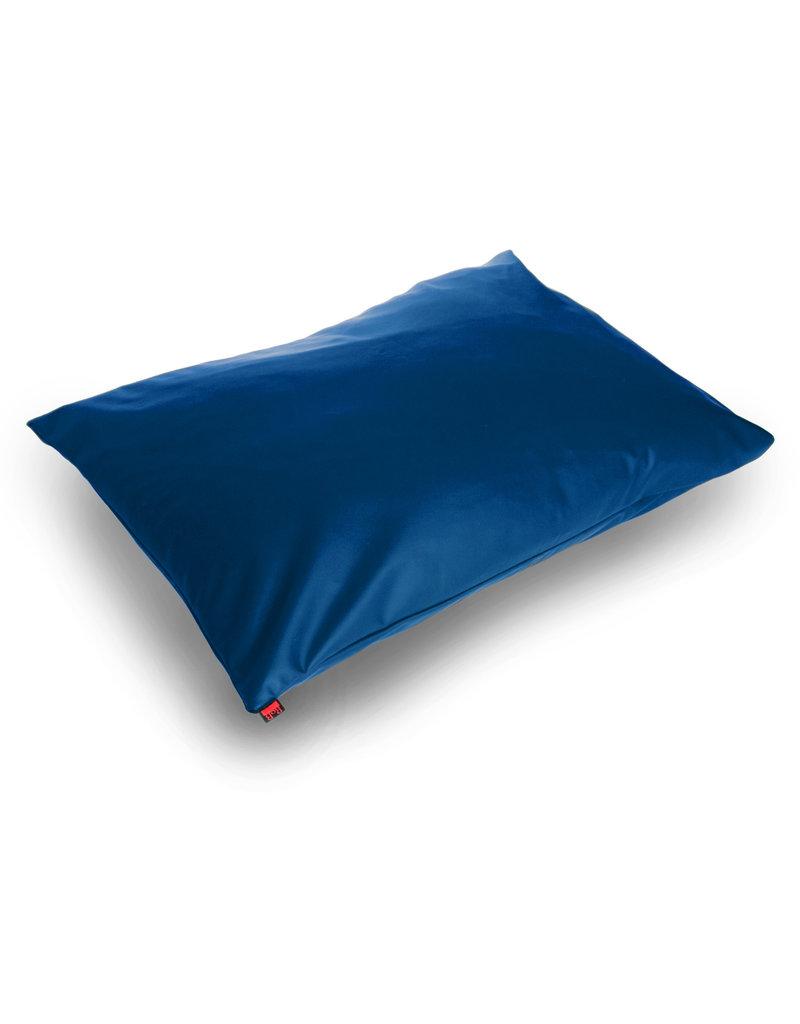 Kissenbezug blau