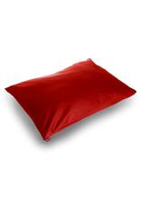 Kissenbezug rot