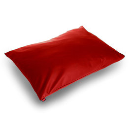 Pillow case red