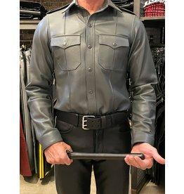 RoB Long sleeved police shirt grey