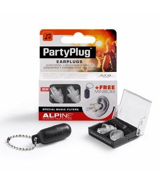 Alpine Alpine PartyPlug transparant earplugs